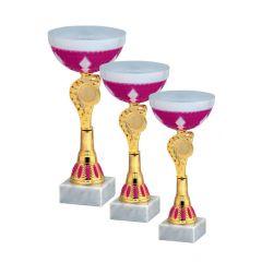 Sada tří pohárů 9404