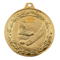 Medaile hokej zlatá IL51/Z