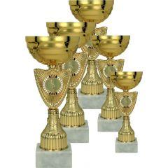 Sada pěti pohárů 8319