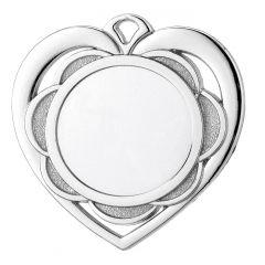 Medaile stříbrná D87/S