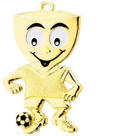 Medaile fotbal pro děti D42B