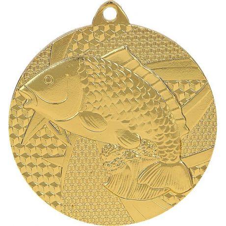 Medaile ryba zlatá