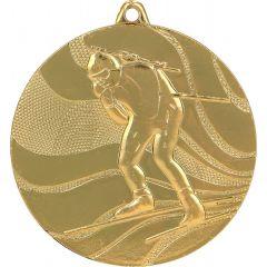 Medaile biatlon zlatá
