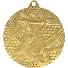 Medaile tanec MMC7850/Z