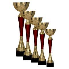 Sada pěti pohárů 9217/ABCDE