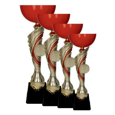 Sada čtyř pohárů 8338/CDEF