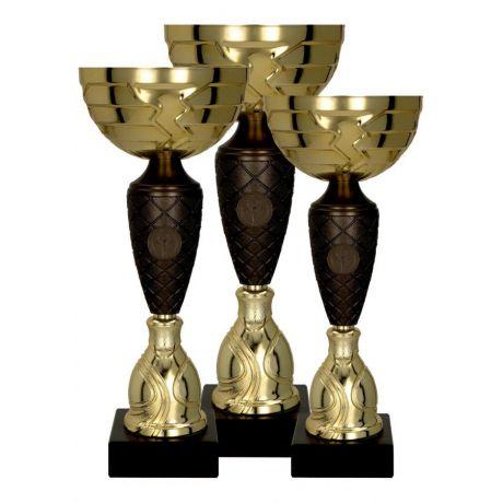 Sada tří pohárů 8337/FGH
