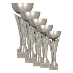 Sada pěti pohárů 4217/ABCDE