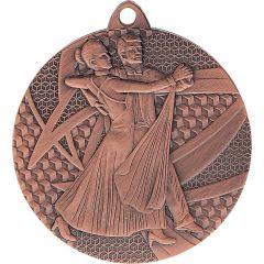 Medaile tanec MMC7850/B