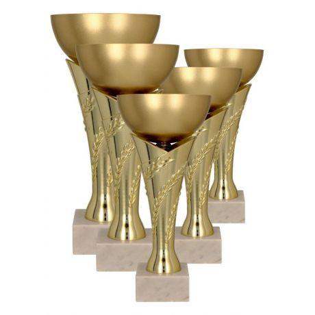 Sada pěti pohárů 4216/ABCDE