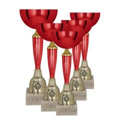 Sada pěti pohárů 9213/BCDEF