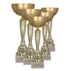 Sada pěti pohárů 9210/BCDEF