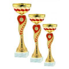 Sada tří pohárů 10327/ABC