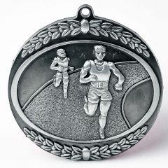 Medaile STŘÍBRNÁ atletika
