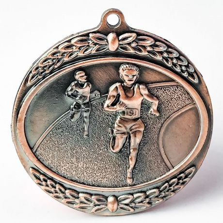 Medaile BRONZOVÁ atletika