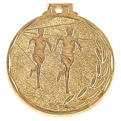 Medaile atletika zlatá