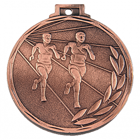 Medaile atletika brozová