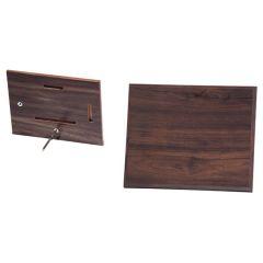 Dřevěná plaketa GTD3