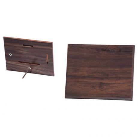 Dřevěná plaketa GTD4
