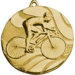 Medaile cyklistika zlatá