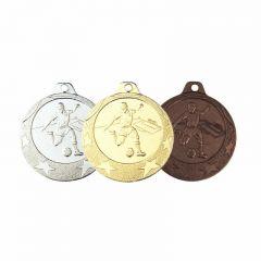 Medaile sada fotbal