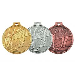 Medaile sada volejbal E8