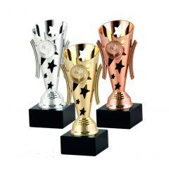Sada tří pohárů 9629