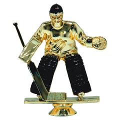Soška hokej brankářka