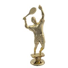Soška tenista 17cm