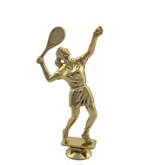 Soška tenistka 13cm
