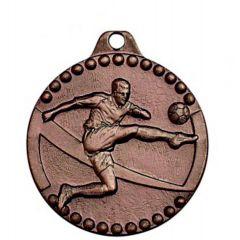 Medaile bronzová fotbal IL105/B