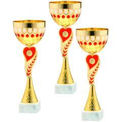 Sada tří pohárů 9276