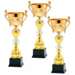 Sada tří pohárů 9115/ABC