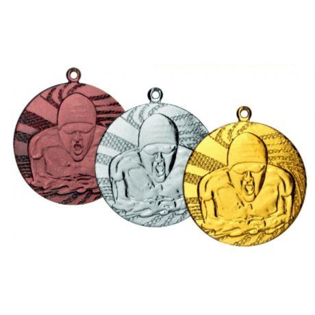 Medaile sada plavání MMC1640