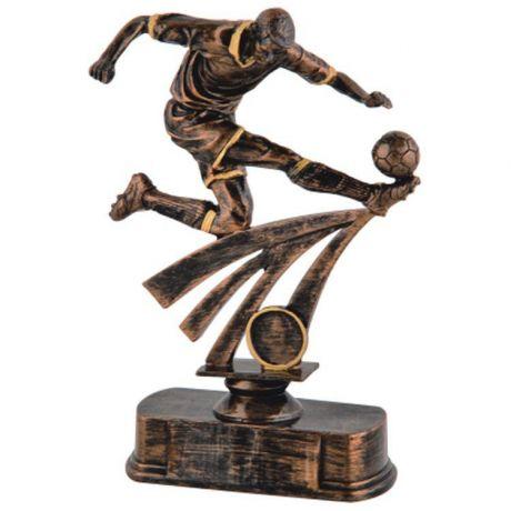 Soška fotbal 18cm