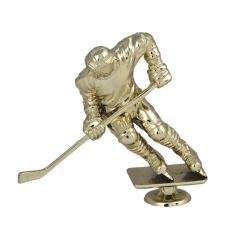 Soška hokej hráč