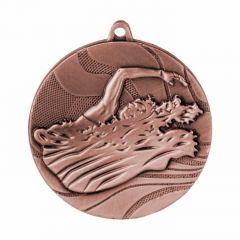 Medaile plavání MMC2750/B