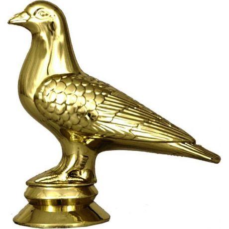 Soška holub
