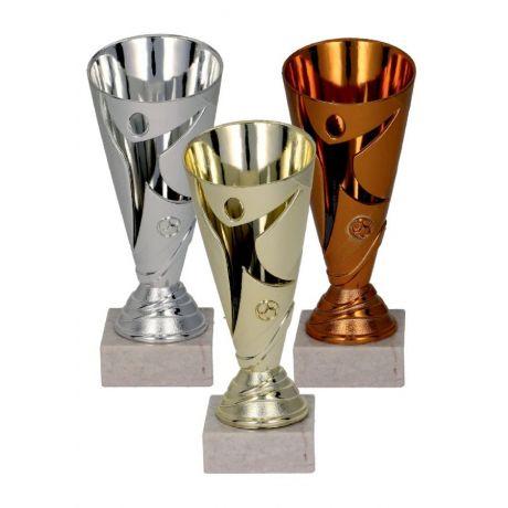 Sada tří fotbalových pohárů NT203