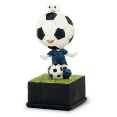 Fotbalová soška 17-8244